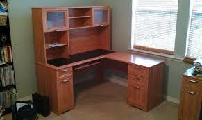 computer desk with hutch office depot desk home furniture intended in office depot office desk decorating