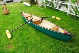 making a diy canoe ilizer