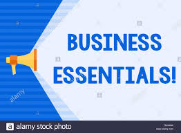 Key Skills Meaning Conceptual Hand Writing Showing Business Essentials Concept