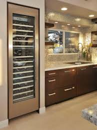 Integrated Wine Cabinet Kitchen Island With Built In Wine Cooler Best Kitchen Ideas 2017