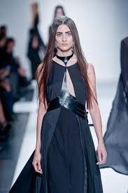 leather harness fashion accessory