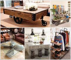 cool industrial furniture. Brilliant Industrial 23cooldiyindustrialfurnituredesigns1 Inside Cool Industrial Furniture I