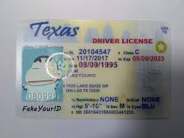 Buy Ids Texas Id Premium Scannable We - Make Fake