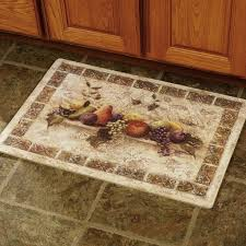 Floor Mat For Kitchen Kitchen Burgundy Kitchen Rugs With Superior Decorative Kitchen