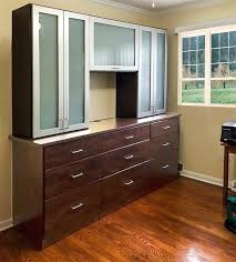 office wall unit custom wall unit storage system for a combination office and den office wall