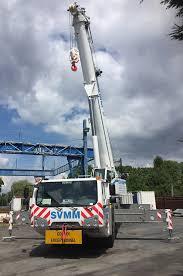 Demag Ac 160 5 At Crane Joins Svmms Rental Fleet Crane