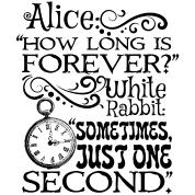 Alice In Wonderland Quote Inspiration Alice In Wonderland Quote By Stencil Designs Spreadshirt