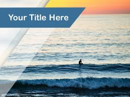 wave powerpoint templates free wave powerpoint templates myfreeppt com