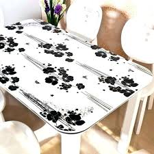 kitchen table covers kitchen table covers plastic dining table cover home design plastic dining table cover
