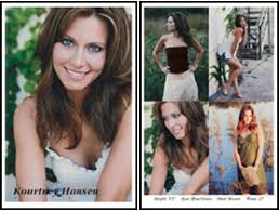 What Is A Comp Card Model Comp Cards Abc Pictures