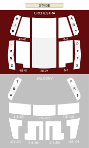 Winter Garden Theatre Toronto On Seating Chart Stage