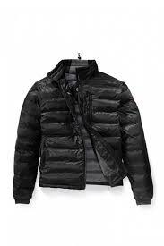 lodge jacket black graphite