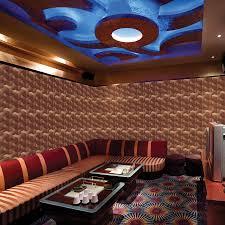Moderne Stereo 3d Behang Relief Muurposters Papier Woonkamer