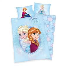 bedding set frozen anna elsa 100x135 cm
