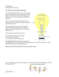 How Does A Tungsten Light Bulb Work The Innards Of An Incandescent Light Bulb