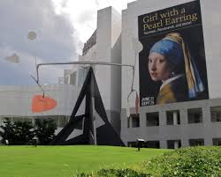 view larger girl with a pearl earring