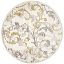 safavieh amherst rosita 9 x 9 round rug