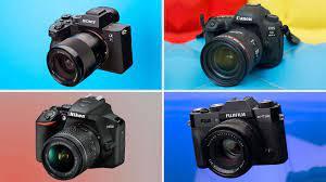Ini Dia Perbedaan Kamera DSLR dan Mirrorless - Senius Creative