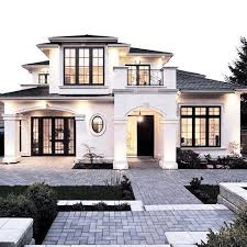 Windows Exterior Design Extraordinary Stunning Home Exterior White Stucco Mediterranean French Style