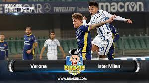 Highlights Verona Vs Inter Milan Serie A Matchday 14 2020/21