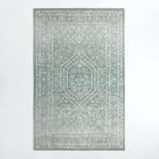 gray and blue tonal print woven wool aliyah area rug rugs 9x12 furniture direct