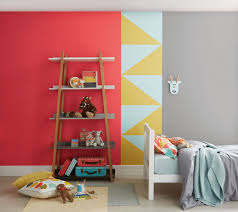 paint colour schemes for kids bedrooms