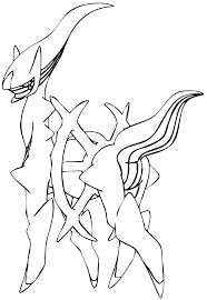 Draw Legendary Pokemon Coloring Pages 12 In Coloring For Kids With