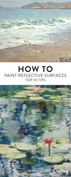 reflective surfaces top 10 tips for painting water watercolor tutorialswatercolor