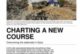 Charting A New Course Overcoming The Stalemate In Gaza