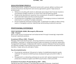 investment banking resume example impressive identify and define the main  parts of an essay hotel rwanda