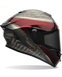 Bell Star Rsd Blast Red Black Full Face Helmet Full Face