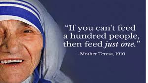 Famous Quotes Mother Teresa