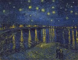 vincent van gogh paintings starry night