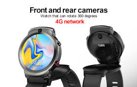 <b>LEMFO LEM13 4G</b> Android GPS Wifi <b>Smart</b> Watch Men Dual 8MP ...