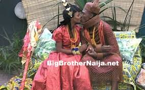 Image result for BIG BROTHER NAIJA WEDDING