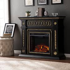 brilliant design electric fireplace harper blvd alessia black electric fireplace free on