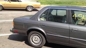 1985 BMW 318i 5 Speed - YouTube