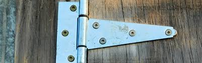 how to fit hinges bolts and latches to