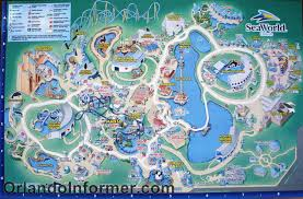scenes from seaworld orlando photo gallery hd p video park map