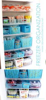 17 best images about refrigerator zer organization on keep your frozen goodies fresh and easily accessible by organizing everything into well labeled accessible