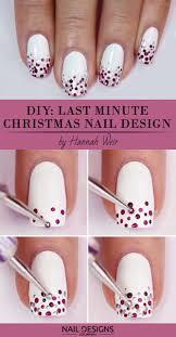 10 Christmas Nail Art Tutorials To Master | NailDesignsJournal.com