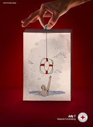 Clever Red Cross Ads Advertising Pinterest Advertising
