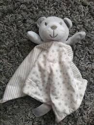 matalan grey white stars stripe baby