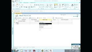 Free Employee Database Template In Excel Microsoft Access Employee Database Template Caseyroberts Co