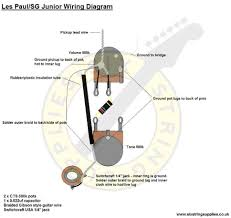 50s pickup wiring diagram 1 enthusiast wiring diagrams u2022 les paul jr wiring gibson les
