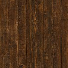 brewster ardennes faux dark brown wood panel wallpaper