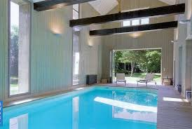 indoor pool house. Modern High Pool House Indoor