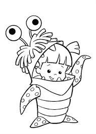 Kids N Funde 25 Ausmalbilder Von Die Monster Ag