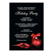 Christmas Wording Samples Corporate Holiday Luncheon Invitation Wording Party Invitation