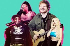 Ed Sheeran Lizzo Meek Mill Ava Maxs Sweet Success For